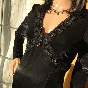 EUC, Gorgeous Jessica McClintock Formal Gown